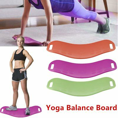 Twist WORKOUT BOARD Fitness Yoga Sport Pilates fit Balance Board OO