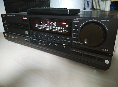 Technics Sl-P990 Class Aa Top End Stereo Cd Player