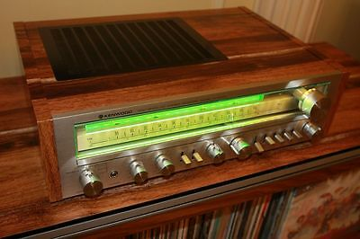 Kenwood Top Vintage Lovely Stereo Receiver
