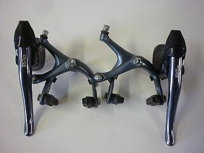 Set De Freins Shimano Exage Action  Brake Set *vgc*