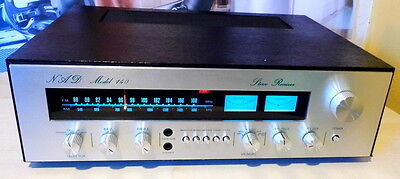 Nad Top Vintage Stereo Amplifier/receiver