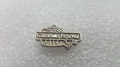 Canadian Regional Airlines Pin.