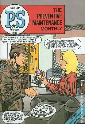 PS The Preventive Maintenance Monthly (1951) #411 FN 6.0