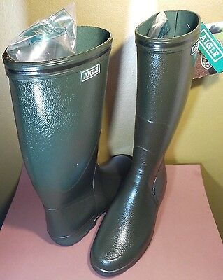 Aigle Terra Country Boots For Hunting,Fishing,Outdoor