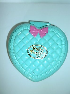 Vintage Polly Pocket 1994 Babytime Fun compact Excellent condition