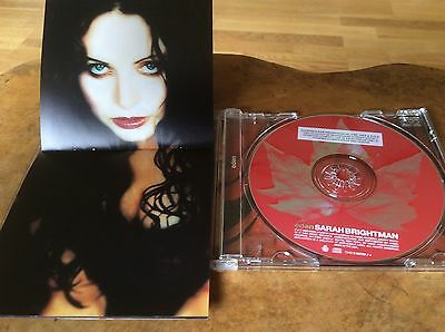 Sarah Brightman - Eden - 1998 USA Promotional Only Cd Album.Extremely Rare.