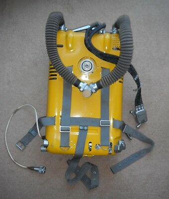 Rebreather. IDA-73 (SVG-300) Russian 300m hydrox rebreather. Never used.