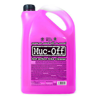 66381 MUC-OFF NANO GEL CLEANER REFILL DETERGENT CONCENTRATE for AMPLIFIER 5 LT