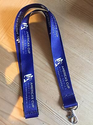America's Cup VIP Lanyard World Series Portsmouth
