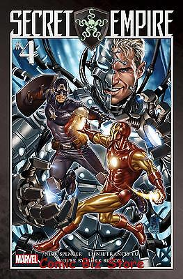 Secret Empire #4 (Of 10) (2017) 1St Printing Bagged & Boarded Marvel