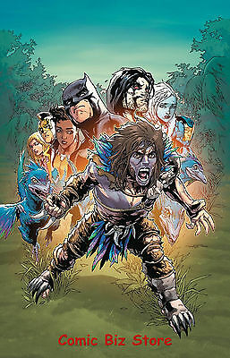Justice League Of America #8 (2017) 1St Printing Dc Universe Rebirth