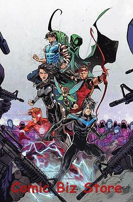 Titans #12 (2017) 1St Printing Variant Cover Dc Universe Rebirth