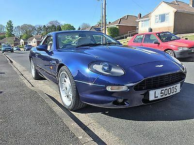 ASTON MARTIN DB7 I6 MANUAL GEARBOX RARE Collectors item and great investment p/x