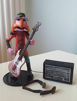 MUPPETS Jim Henson Palisades - Floyd Pepper - Bass Player - MUPPET SHOW Loose