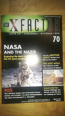 The X Factor Magazine No 70 - Nasa and the Nazis - Exposing the dark truth