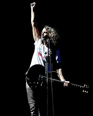 Chris Cornell 8x10 Photo R.I.P. Lab Printed Color Picture #114