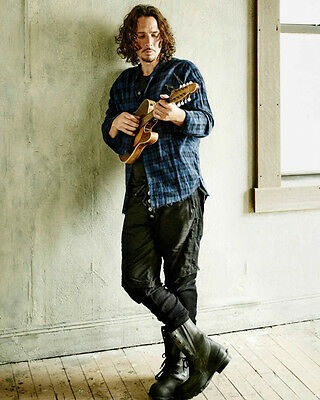 Chris Cornell 8x10 Photo R.I.P. Lab Printed Color Picture #113