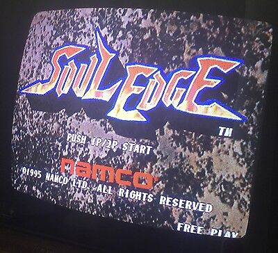 Soul Edge By Namco, Jamma Arcade PCB