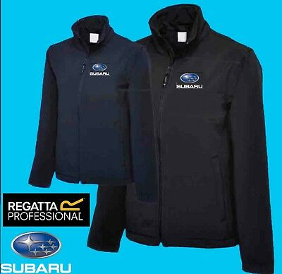 Subaru Scooby Fleece - Regatta or Uneek Quality - INCLUDES CARRIER