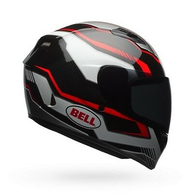 Bell Qualifier Torque Full Face Street Helmet Black/Red