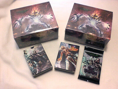 ~ SHADOW ERA Call of the Crystals CCG ~ 2 BOXES + FOIL PREMIUM EXCLUSIVE Cards ~
