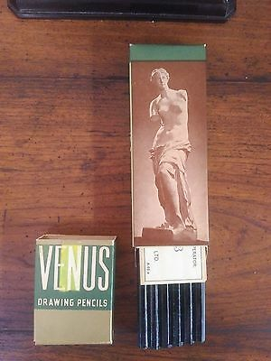 venus drawing pencils