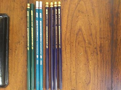 Eagle verithin drawing pencils