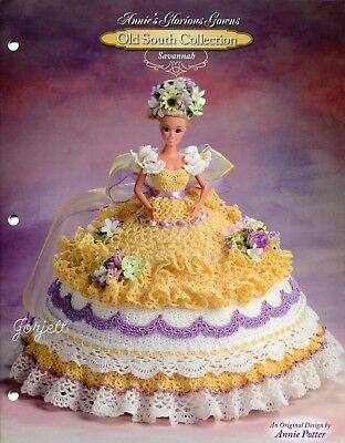 Savannah, Annie's Glorious Gowns Old South Collection crochet patterns