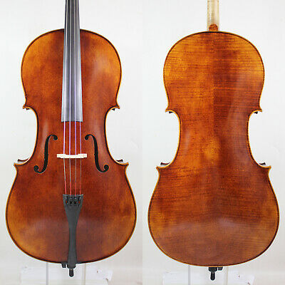 Special Offer! Modern Stradivari Cello 4/4 Copy Fine Tone,Strong deep M6288