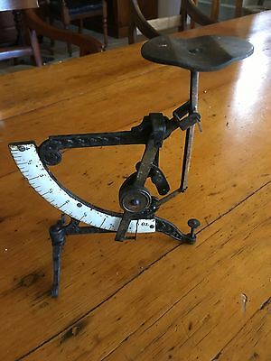 Collectable Antique postal scales