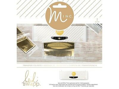 "Heidi Swapp Collection MINC Transfer Folder 6""x 6"" Foil"
