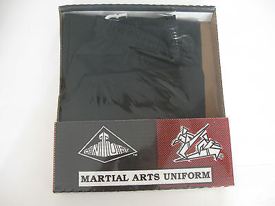 Centry Kung Fu/Martial Arts Kids Black Pants! Size 2