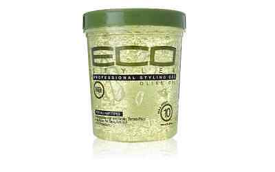 Gel Eco Styler Olive Oil 32 oz