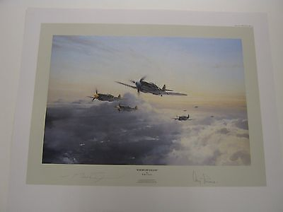 ROBERT TAYLOR print FIIGHT OF EAGLES
