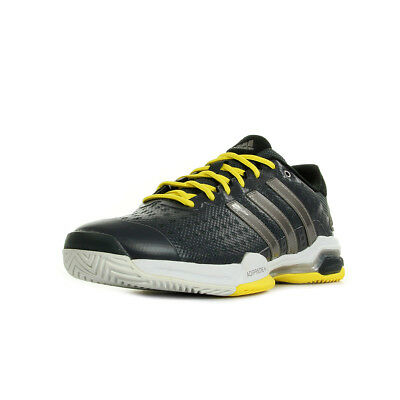Chaussures adidas Performance homme Barricade Team 4 Tennis taille Gris Grise