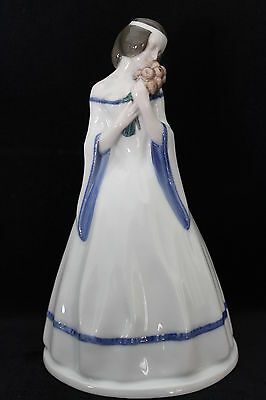OFFER Rare WW1 Rosenthal Porcelain figurine Roses Caasmann China figure PERFECT