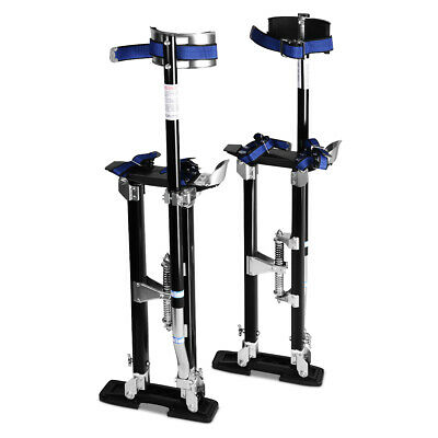 Black 24-40 Inch Drywall Stilts Aluminum Tool Stilt For Painting Painter Taping