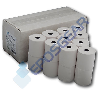 20 Casio 140CR  / 140-CR  RECEIPT TILL ROLLS