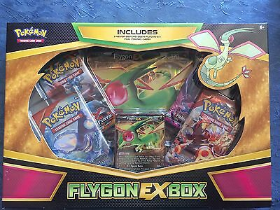 POKEMON Flygon EX Box - Pokemon TCG Cards New/Sealed (Aus)