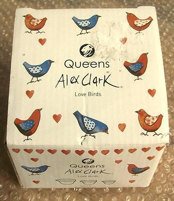 """Queens Alex Clarks """"love Birds"""" Measuring Cups. Set Of 3. Boxed. New"""