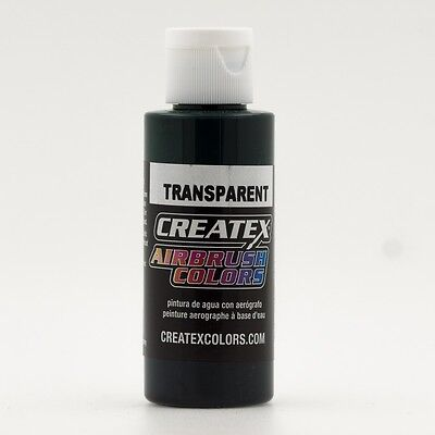 CREATEX Classic Airbrush Farbe Transparent - Forest Green 5110