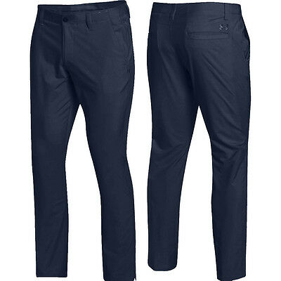 Under Armour Golf Matchplay Tapered Pant academy blue 36 waist 30 leg 1253492