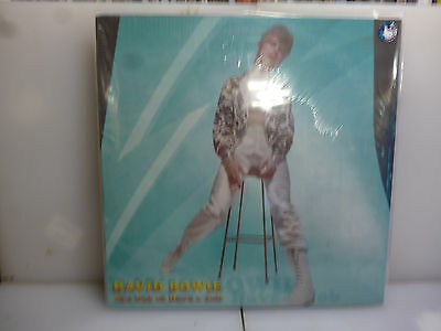 David Bowie-You Got To Have A Job.-2Lp Blue/clear Vinyl+Poster-New.sealed