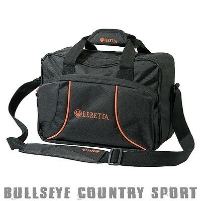 Beretta Uniform Pro Cartridge Bag 250 Black Field Ammo Bag BSH60 Clay Pigeon
