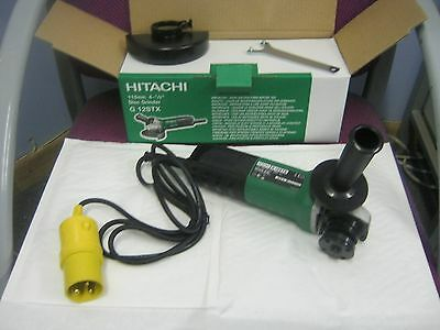 Hitachi G12STX 4 1/2 INCH 115mm Angle Grinder 600W 110V  WITH PLUG !!! NEW