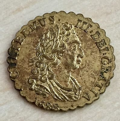 1788 Trade Conder Token, William III Jubilee (A123)
