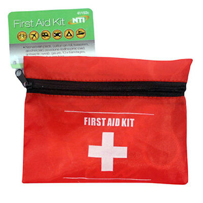 First Aid Emergency Kit Car Bike Home Medical Camping Office Travel