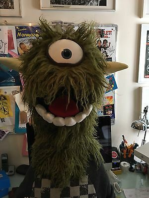 Professional Puppet Ventriloquist Dummy - Moving Cyclops Eye
