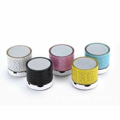 Altavoz Bluetooth Redondo Portatil Mp3 Bluetooth Manos Libres. España