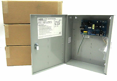 3x NEW Lenel LNL-OLS75ACTX 12 Or 24 Volt DC 2.5 Amp Power Supply/ Charger